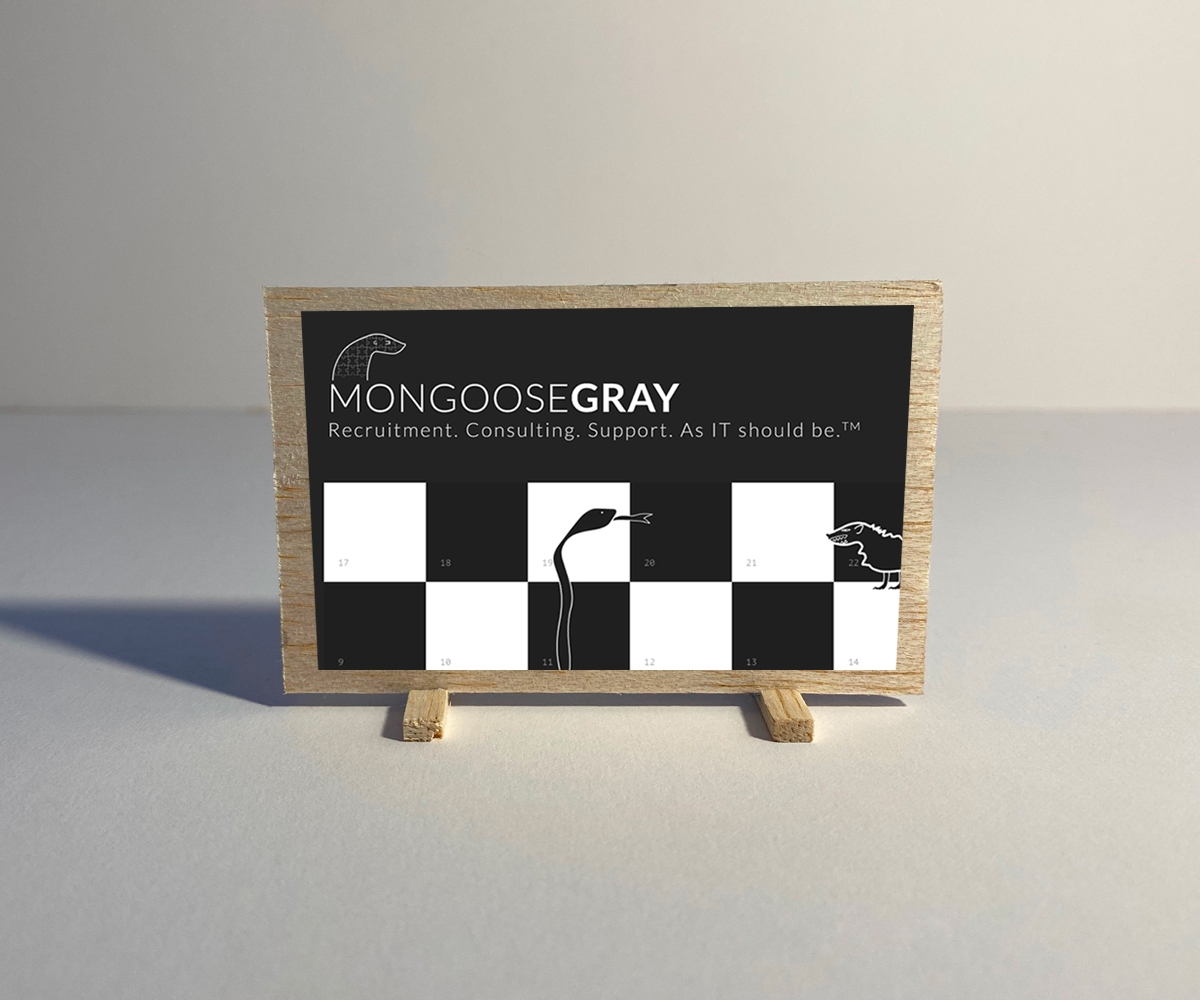 Mongoose Gray website still